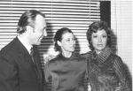 Rodion Shchedrin with his wife, Maya Plisetskaya
