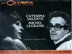 Olympia in Paris with Michel Legrand 1972